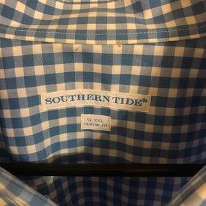 Southern Tide Shirts - Southern Tide button down